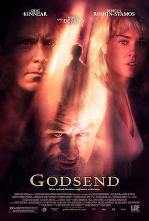 Godsend (2004 film) - Theatrical release poster