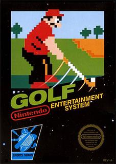 <i>Golf</i> (1984 video game) 1984 golf video game