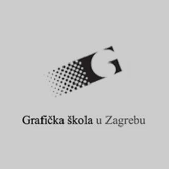 Grafička škola u Zagrebu - Image: Grafickalogo
