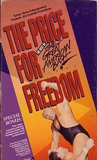 The Great American Bash (1988) 1988 Jim Crockett Promotions pay-per-view event