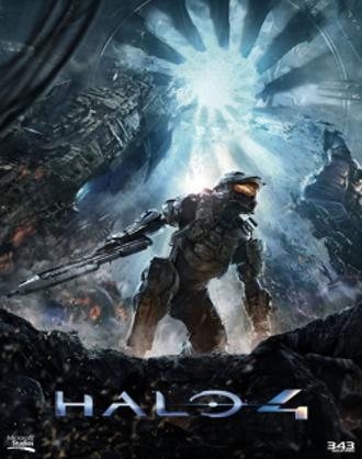 Halo 4 - Image: Halo 4 box artwork