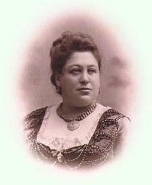 Hannah Primrose, Countess of Rosebery - Hannah de Rothschild, Countess of Rosebery