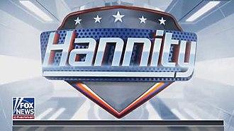 Hannity - Image: Hannity Logo