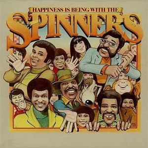 Happiness Is Being with the Spinners - Image: Happinessisbeingwith thespinners