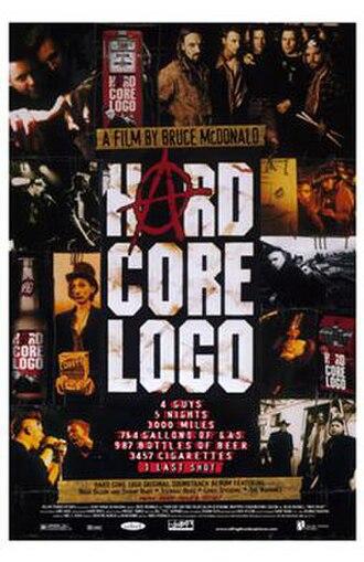 Hard Core Logo - Image: Hard Core Logo (movie poster)