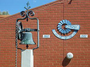 Hillston Central School - Old School Bell