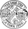 Official seal of Hopedale, Massachusetts