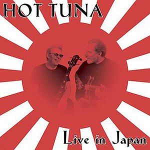 Rising Sun Flag - Image: Hot Tuna Livein Japan 2