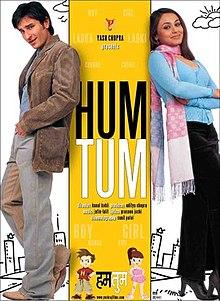 Hum Tum (2004) DM - Saif Ali Khan, Rani Mukerji, Kirron Kher, Rati Agnihotri, Rishi Kapoor