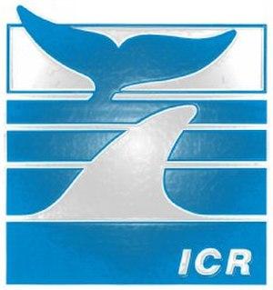 Institute of Cetacean Research - Image: Instituteof Cetacean Research Logo