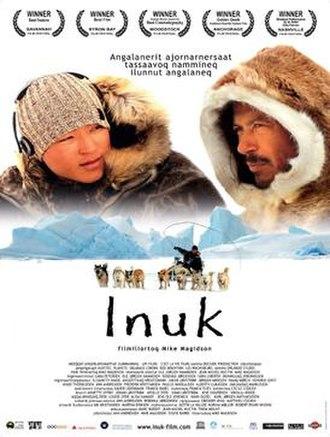 Inuk (film) - Image: Inuk Poster