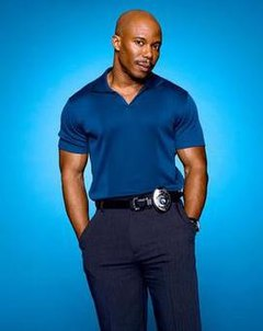 James Doakes fictional human