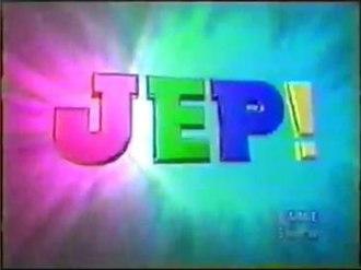 Jep! - Image: Jep! title card