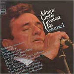 Greatest Hits, Vol. 1 (Johnny Cash album) - Image: Johnny Cash Greatest Hits Vol 1