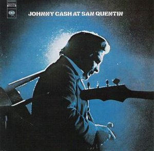 At San Quentin - Image: Johnny Cash At San Quentin