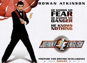 Johnny English - Image: Johnny English movie
