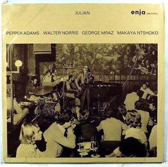 Julian (album) - Image: Julian (album)