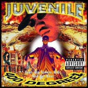 400 Degreez - Image: Juvenile 400Degreez