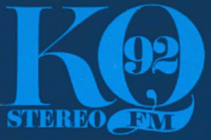 KQRS-FM - Image: KQRS1978a