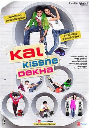 Kal Kissne Dekha - Theatrical release poster