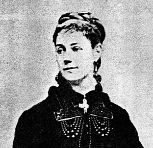 Kate Chase - Chase in 1873