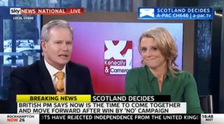 <i>Keneally and Cameron</i> Australian television news program