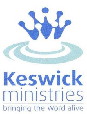 Keswick Convention - Image: Keswick Ministries logo