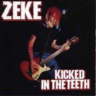 Kicked in the Teeth (album) - Image: Kickedintheteeth