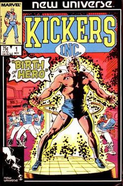 Kickers Inc Wikipedia