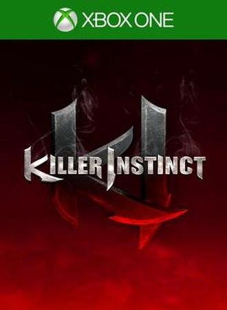 Killer Instinct (2013 video game) - Season One retail cover art