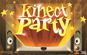 Kinect Party - Image: Kinect Party logo