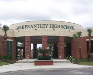 Lake Brantley High School - Image: LBHS2
