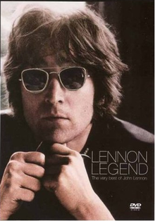 The Beatles Polska: Premiera DVD Lennon Legend: The Very Best of John Lennon