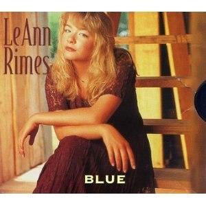 Blue (Bill Mack song) - Image: Le Ann Rimes Blue single