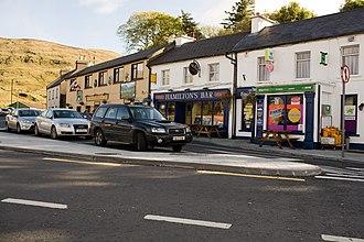 Leenaun - Image: Leenane, Ireland