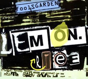 Lemon Tree (Fool's Garden song) - Image: Lemon Tree (Fool's Garden song) coverart