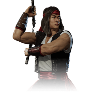 Liu Kang Fictional character from the Mortal Kombat fighting game series
