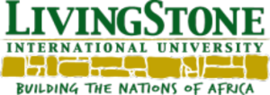 LivingStone International University - Image: Living Stone International University logo
