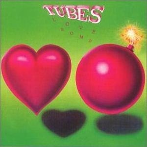 Love Bomb (The Tubes album) - Image: Love bomb album cover