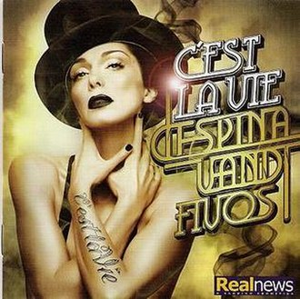 C'est la Vie (Despina Vandi album) - Image: Loveradio vandi me logo love