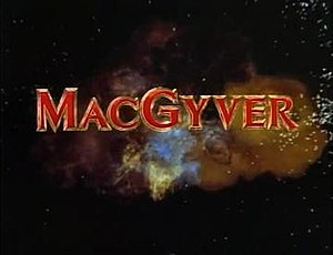 MacGyver - Image: Mac Gyver intro
