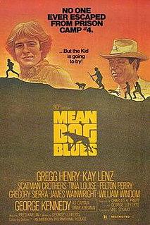 <i>Mean Dog Blues</i> 1978 American drama film