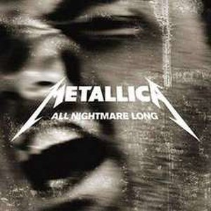 All Nightmare Long - Image: Metallica All Nightmare Long cover 2