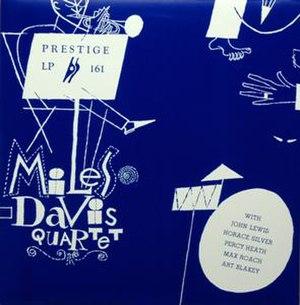Miles Davis Quartet (album) - Image: Miles Quartet