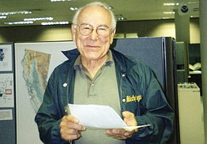 Milo Radulovich - Milo Radulovich in 1996 (Photo courtesy of Randy Hartley, HartQuest.com)