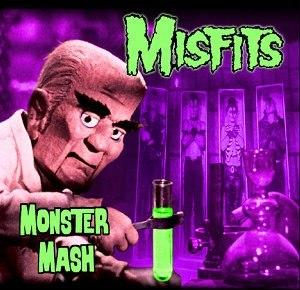 Monster Mash - Image: Misfits Monster Mash cover