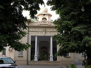 Model Town, Lahore - Model Town Club is a club for the residents similar to Lahore Gymkhana.