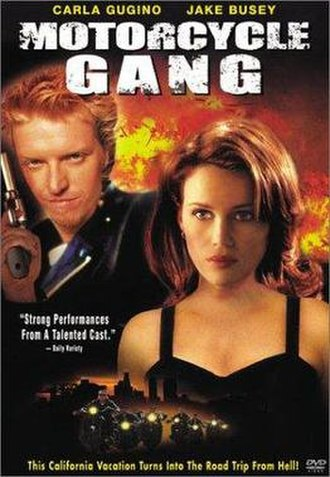 Motorcycle Gang (1994 film) - Image: Motorcycle Gang