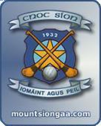 Mount Sion GAA - Image: Mount sion gaa crest
