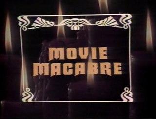 <i>Elviras Movie Macabre</i> television series